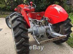 Massey Ferguson 35 4 Cylinder Diesel Tractor