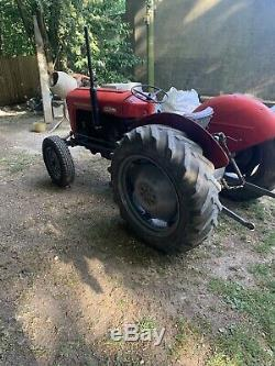 Massey Ferguson 35 4 cylinder Classic Tractor