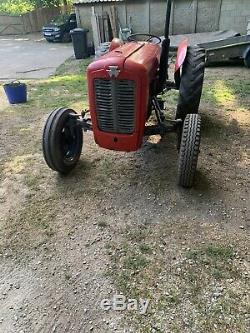 Massey Ferguson 35 Classic Tractor