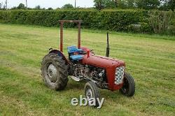 Massey Ferguson 35 Classic Tractor 1961 Dual Clutch Model