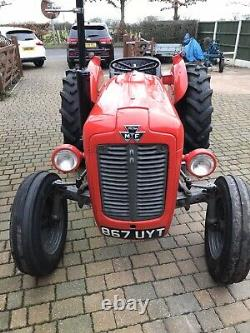 Massey Ferguson 35, FE35 Tractor 4cylinder 23C