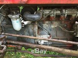 Massey Ferguson 35 Tractor £3750