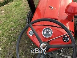 Massey Ferguson 35 Tractor 3 Cylinder