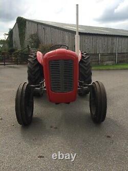 Massey Ferguson 35 Tractor, 3 Cylinder, Fully Restored, Farm, Sheep, Cow, Dairy