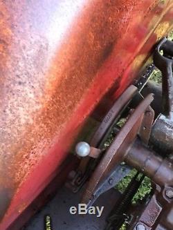 Massey Ferguson 35 Tractor 4 cylinder Diesel