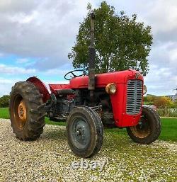 Massey Ferguson 35 Tractor Diesel