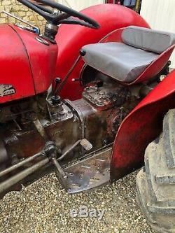 Massey Ferguson 35 Tractor, Ford, David Brown, John Deer