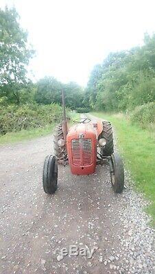 Massey Ferguson 35 Tractor Fordson, Fergie, David Brown