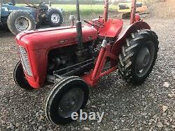 Massey Ferguson 35 Vintage 2WD Tractor