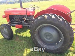 Massey Ferguson 35 mf35 1957 4cyl 23c. No VAT