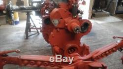 Massey Ferguson 35 tractor 3 cylinder diesel
