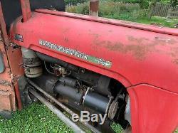 Massey Ferguson 35 tractor 3 cylinder diesel 1962