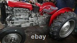 Massey Ferguson 35 tractor, four cylinder