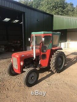 Massey Ferguson 35x Tractor