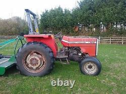 Massey Ferguson 360 Tractor Banner Lane Coventry NO VAT