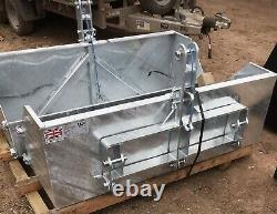 Massey Ferguson 362 Tractor 2wd Small Holder/Equine With Log Splitter & Linkbox