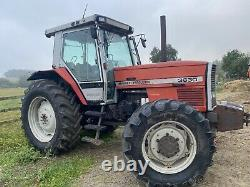 Massey Ferguson 3630 Tractor Data Tronic