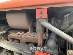 Massey Ferguson 3635 Tractor 4wd 4x4 135HP Perkins Turbocharged Engine No Vat