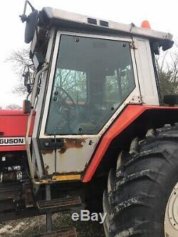 Massey Ferguson 3650 4WD Tractor