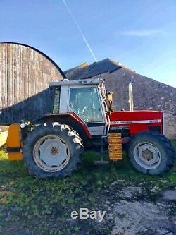Massey Ferguson 3650 Tractor 4wd