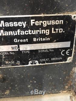 Massey Ferguson 390T+ loader off local farm Low hours 12X12 Shuttle MF 390T mf
