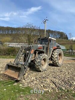 Massey Ferguson 390 tractor loader
