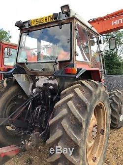 Massey Ferguson 398 4 wheel drive Tractor