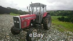 Massey Ferguson 399 tractor