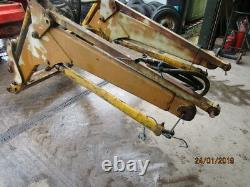 Massey Ferguson 40 Industrial Front Loader With Lift & Levelling Rams