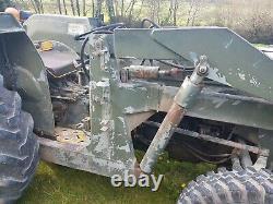 Massey Ferguson 40 Industrial not MF 135, 35 Tractor, 3 Cylinder, fork lift, PAS