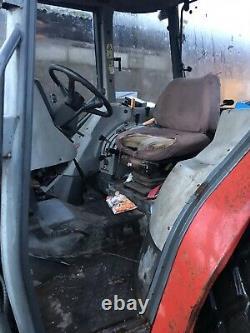 Massey Ferguson 4225 Tractor Row Crop Turf Tyres Interow John Deere Case David