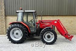 Massey Ferguson 4245 Tractor Loader
