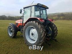 Massey Ferguson 4260 4WD 100HP