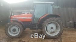 Massey Ferguson 4270 Used Y Reg