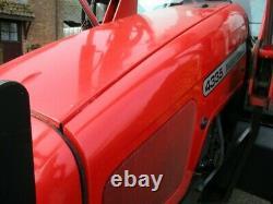 Massey Ferguson 4335 Tractor & Loader