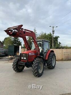 Massey Ferguson 4345 Tractor