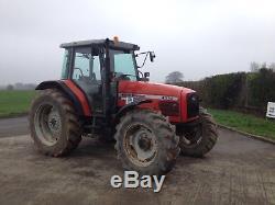 Massey Ferguson 4370 4wd Tractor