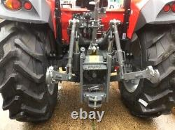 Massey Ferguson 4707 Tractor 2 Wheel Drive/ With Rops