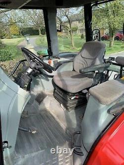 Massey Ferguson 4 Wheel Drive Tractor 6245 95hp Low Hours John Deere New Holland