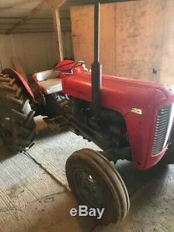 Massey Ferguson 4 cylinder Tractor