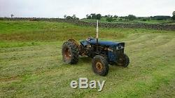 Massey Ferguson 4 cylinder Tractor industrial Mf35