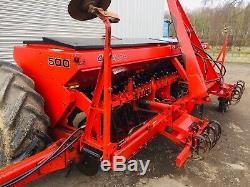Massey Ferguson 500 4m Seed Grain Drill / 30 Drill / Tractor Drill