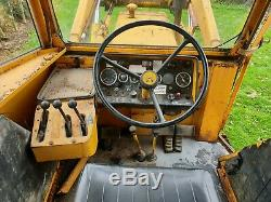 Massey Ferguson 50B Digger For Sale, very original condition Backhoe / Loader