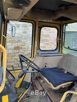 Massey Ferguson 50E Loader Tractor