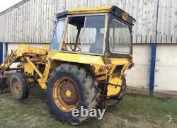 Massey Ferguson 50b Loader Tractor