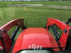 Massey Ferguson 5410 Tractor. Year 2013. Genuine 622 Hours