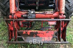 Massey Ferguson 5455 loader tractor