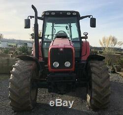 Massey Ferguson 5470 Tractor 40k dyna4 56 plate