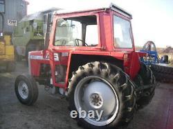 Massey Ferguson 550 2WD tractor