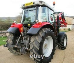 Massey Ferguson 5612 Tractor & Loader
